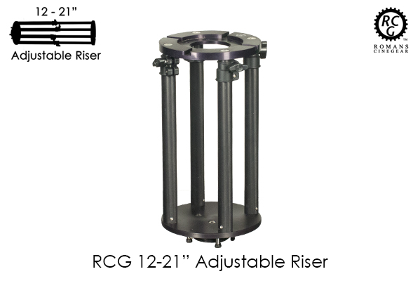 "RCG 12-21"" Adjustable Riser"