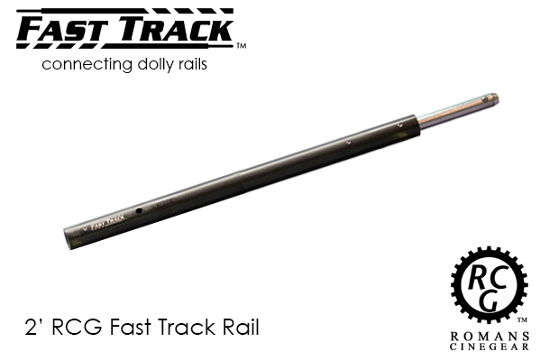 "2' RCG ""FAST TRACK"" Connecting Rail"