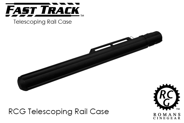 "RCG ""FAST TRACK"" Long Rail Case"
