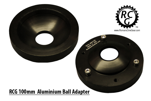 100mm Ball Adapter