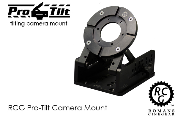 RCG Pro-Tilt with Case