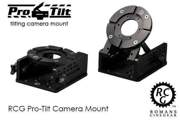 RCG Pro-Tilt with Case - Click Image to Close